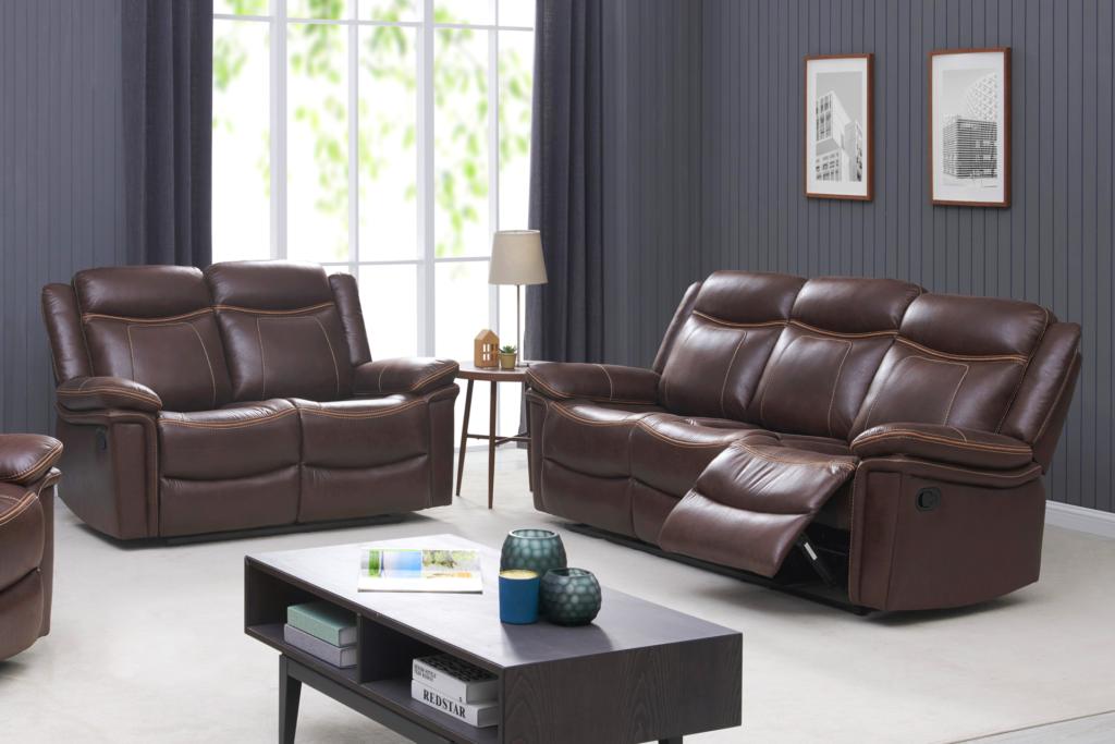 Canapele și fotolii cu reclinere
