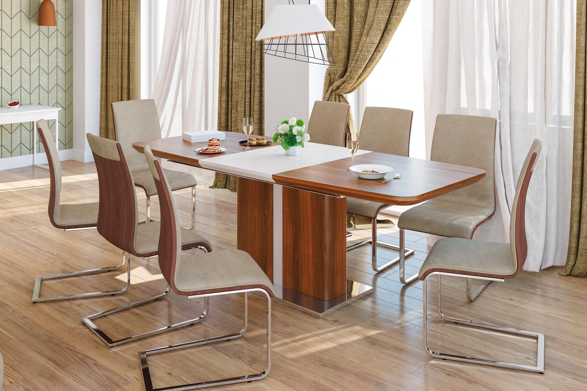 LEMS – cea mai bogată  colecție de mese și scaune