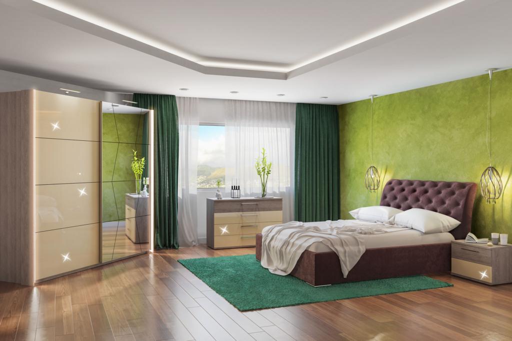 Dormitoare și camere de tineret